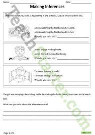 all worksheets inferences worksheets pdf printable worksheets