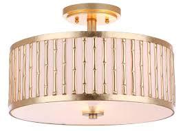 Copper Flush Mount Light Flu4005a Flush Lighting Lighting By Safavieh