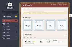 wordpress galley templates cool admin templates for websites and apps 20 free u0026 premium bootstrap admin dashboard templates envato