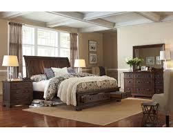Storage Bedroom Furniture Sets Bedroom Set W Storage Bed Westbrooke Asi59 400sset