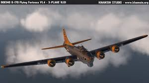 Putin S Plane by Boeing B 17g V1 41 Xplane 11 Khamsin Studio Military