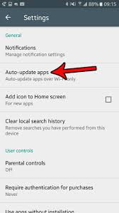 android disable auto update how to stop apps from updating automatically in marshmallow