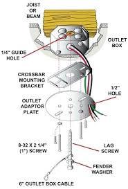 ceiling fan electrical box adapter ceiling fan outlet box old light box adapter ceiling fan outlet box
