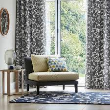 Scion Curtain Fabric Scion Kukkia Sunshine Fabric 132415