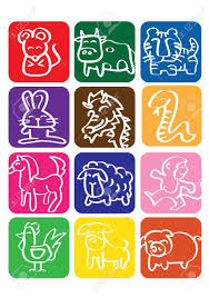 2017 Chinese Zodiac Sign Chinese Zodiac Sign Images U0026 Stock Pictures Royalty Free Chinese