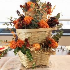 how to make stunning fall centerpiece for 10 thanksgiving