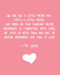wedding quotes dr seuss we particularly this wedding quote for order of