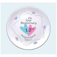 18th anniversary gifts 29 18th wedding anniversary gift ideas navokal