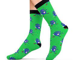 Meme Socks - meme socks etsy