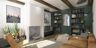 design for loft apartment in the city ibiza interiors