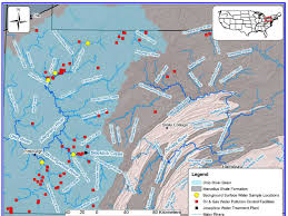 Pennsylvania rivers images Fracking leaving radioactive pollution in pa business insider jpg
