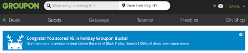 groupon black friday deals check your groupon account for groupon bucks dansdeals com