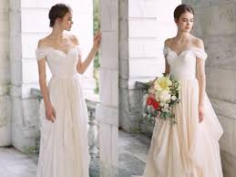 wedding dress brand lace and liberty custom wedding dresses business insider