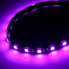 Purple Led Light Strips by Bitfenix Alchemy 2 0 Magnetic Led Strip Bfa Mag 30pk15 Rp B U0026h