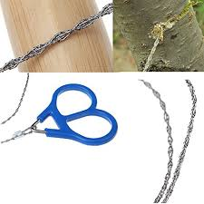 steel necklace wire images Supow rope saw outdoor equipment essential supplies outdoor jp