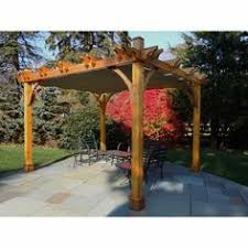 Retractable Awnings Costco Breeze Pergola With Retractable Canopy Costco Backyard Pergolas