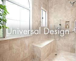 Universal Design Bathrooms Bathroom Design Portfolio One Week Bath Designs