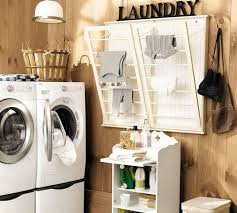 Laundry Room Accessories Storage Vintage Laundry Room Using Wooden Wall Panel Also Handmade Drying