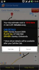 Car Rental Estimate by 123 Car Rental Android Apps On Play