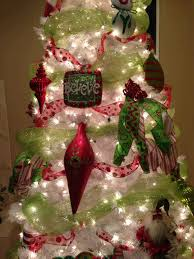 Christmas Decorating Ideas Ways To by Christmas Christmas Decoratingtmas Tree With Deco Mesh How