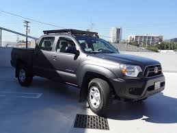toyota tacoma double cab roof rack on toyota images tractor
