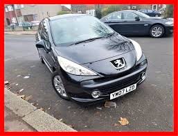 peugeot automatic diesel cars for sale auto 2007 peugeot 207 sport 1 6 automatic 5 door