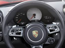 porsche boxster 2017 interior porsche 718 boxster revealed with new turbo u0027d 4 cylinder engines