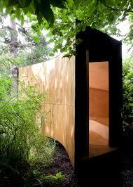 modern forest house cube inside large than outside loversiq