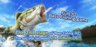 bass fishing apk bass fishing 3d ii apk 1 1 20 bass fishing 3d ii apk
