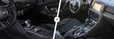 lexus vs audi r8 audi r8 vs nissan gt r supercar comparison carwow