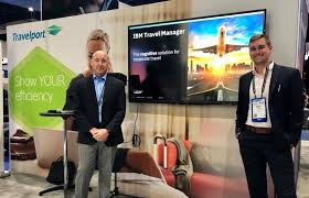 travel manager images Travelport ibm launch ai platform to manage corporate travel jpg
