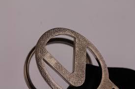 lexus key fob uk now sold lexus original new old stock lexus perforated chrome