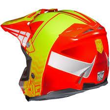 hjc motocross helmets hjc 2015 cl x7 cross up mc 6 offroad helmet neon orange