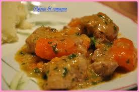 cuisiner sauté de porc sauté de porc aux carottes clafoutis compagnie