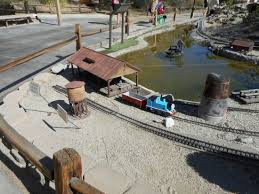 g scale garden railway layouts g scale layout at the living desert zoo palm desert california