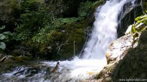 best waterfall forest river in 5 hours hd video from 85 relaxing