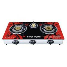 3 Burner Glass Cooktop Crystal 3 Burners Glass Top Gas Stove Gs 3a G 2