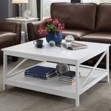 Coffee Table Living Room Coffee Tables You Ll Wayfair Intended For Living Room Table