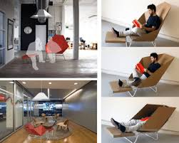 prism chair for a cozy space inside your busy office hometone