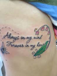 30 in memory quotes for tattoos with images photos picsmine