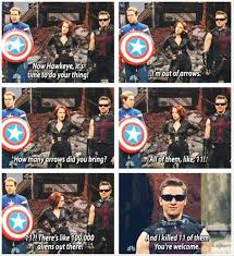 Hawkeye Meme - funny pictures 47 pics super heroes pinterest avengers