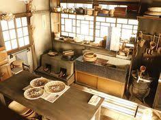 Japanese Kitchens Pin By Sub Rosa Mercantile On E T Pinterest Japanese House