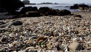 glass beach sea glass beach fort bragg