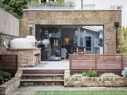Heating Outdoor Spaces - mark lewis interior design clissold park garden outdoor spaces