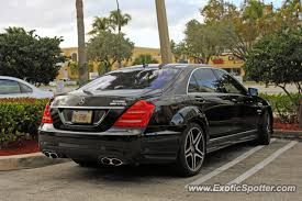 mercedes florida mercedes s65 amg spotted in ft lauderdale florida on 04 05 2013