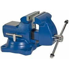 Mechanics Bench Vise Professional Grade