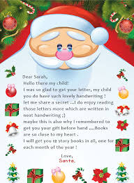 images of christmas letters letter from santa free sles letters from santa dgreetings
