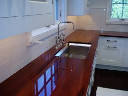 wood countertops gallery brooks custom