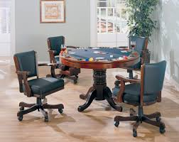 coaster fine furniture 100201 mitchell 3 in 1 game table