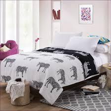Purple Zebra Print Bedroom Ideas Design Fitted Bedspread